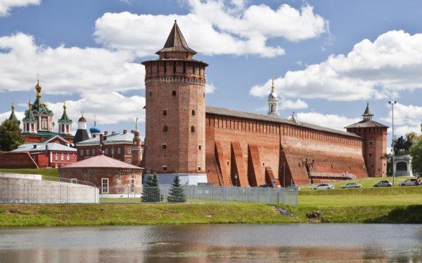 Кремль в Коломенском