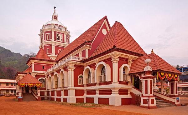 Храм Шантадурга