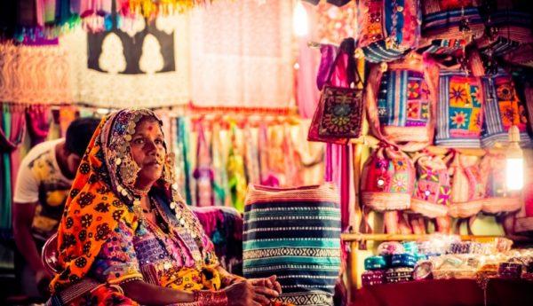 Рынок в Арпоре