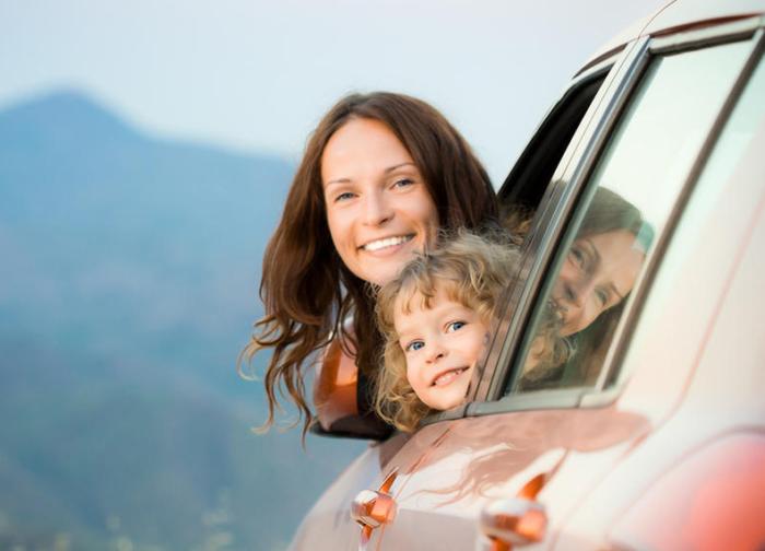 Как сделать комфортным автопутешествие с детьми: советы