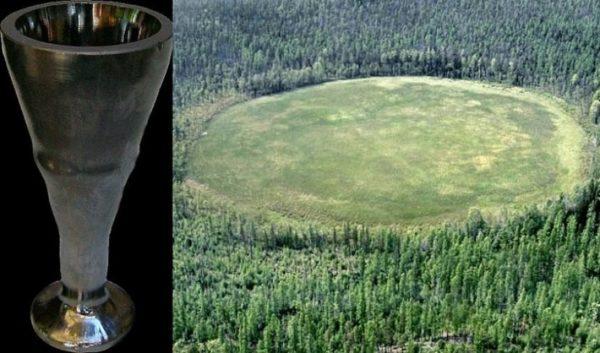 Чертова поляна в Красноярском крае