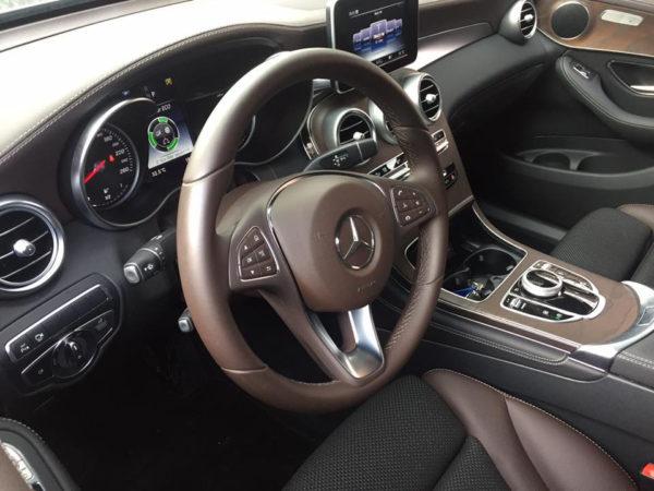 Обзор кроссовера Mercedes-Benz GLC Coupe 2019-2020