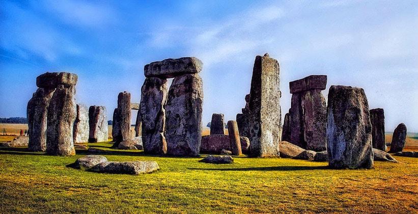 Самые загадочные места в мире: фото