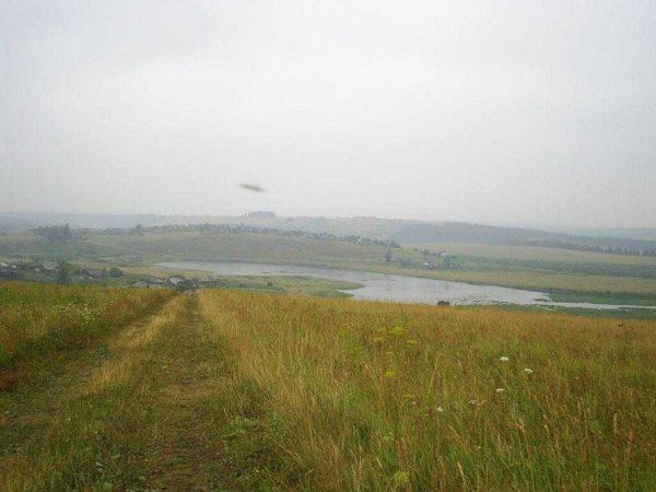 Молебский треугольник в Пермском крае