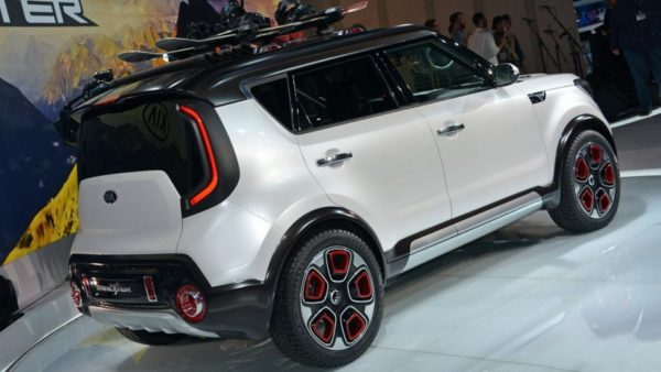 Новый кузов Киа Соул 2019 года