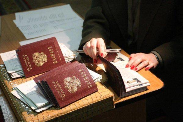 где делать паспорт