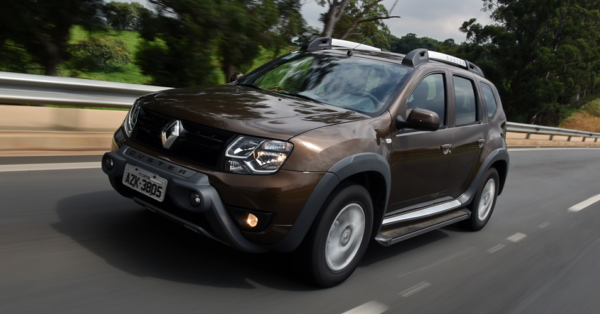Renault Duster в новом кузове
