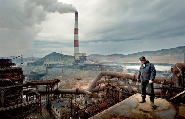 Самый грязный город планеты находится в России