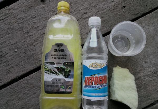 Чем отмыть битум с автомобиля своими руками: простые и эффективные способы
