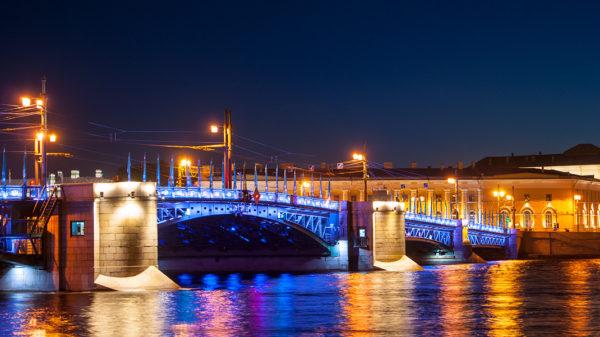 мост в Питире