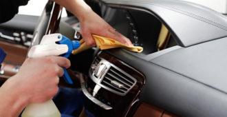 Генеральная Уборка В Автомобиле
