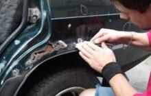 karrozija kuzova remont