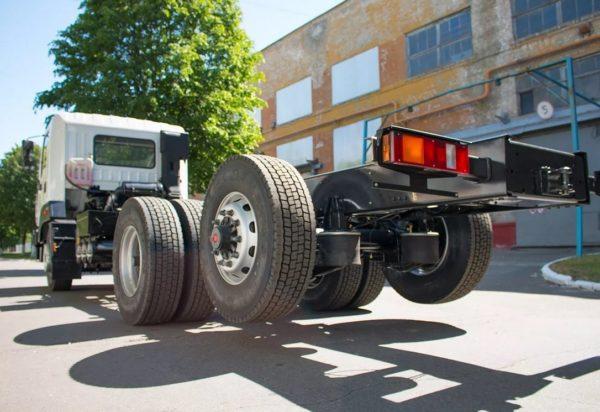 Ленивый мост грузовиков