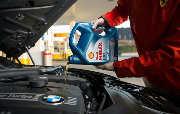 использовать хорошее масло в авто