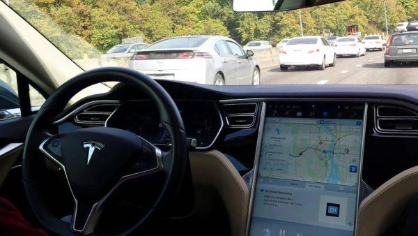 Как работает и ошибается автопилот Tesla?