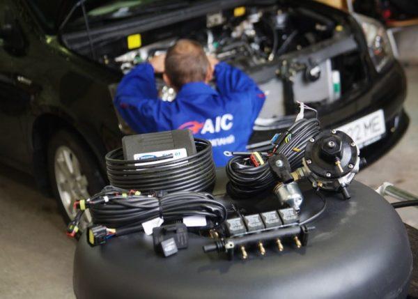 Выбор и установка ГБО на новый автомобиль
