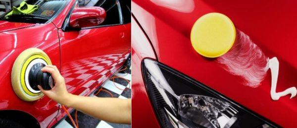 Как и чем убрать ржавчину с кузова автомобиля своими руками?
