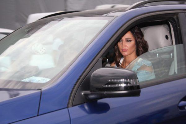 На какой машине ездит Ольга Бузова (фото)