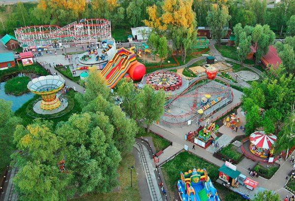 Куда сходить с детьми в Казани