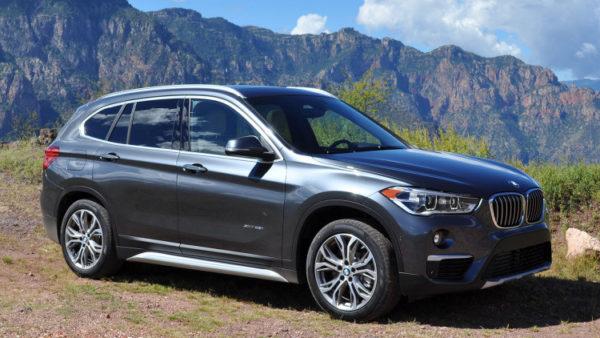 Новые BMW X серии в России в 2019 году