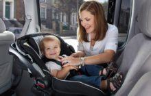 Безопасность ребенка в автомобиле