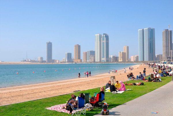 Погода в ОАЭ в сентябре 2019 года