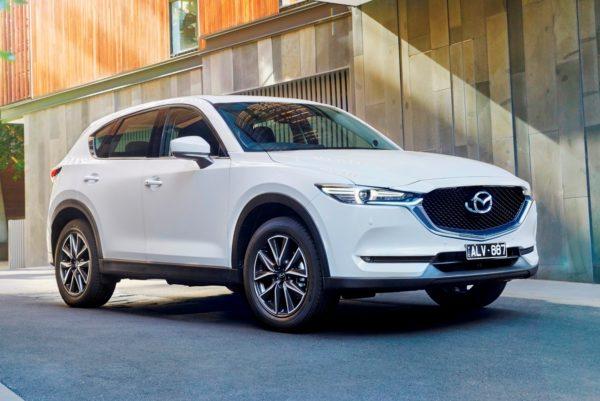 Mazda CX-5 2019 года в новом кузове: начало продаж в России