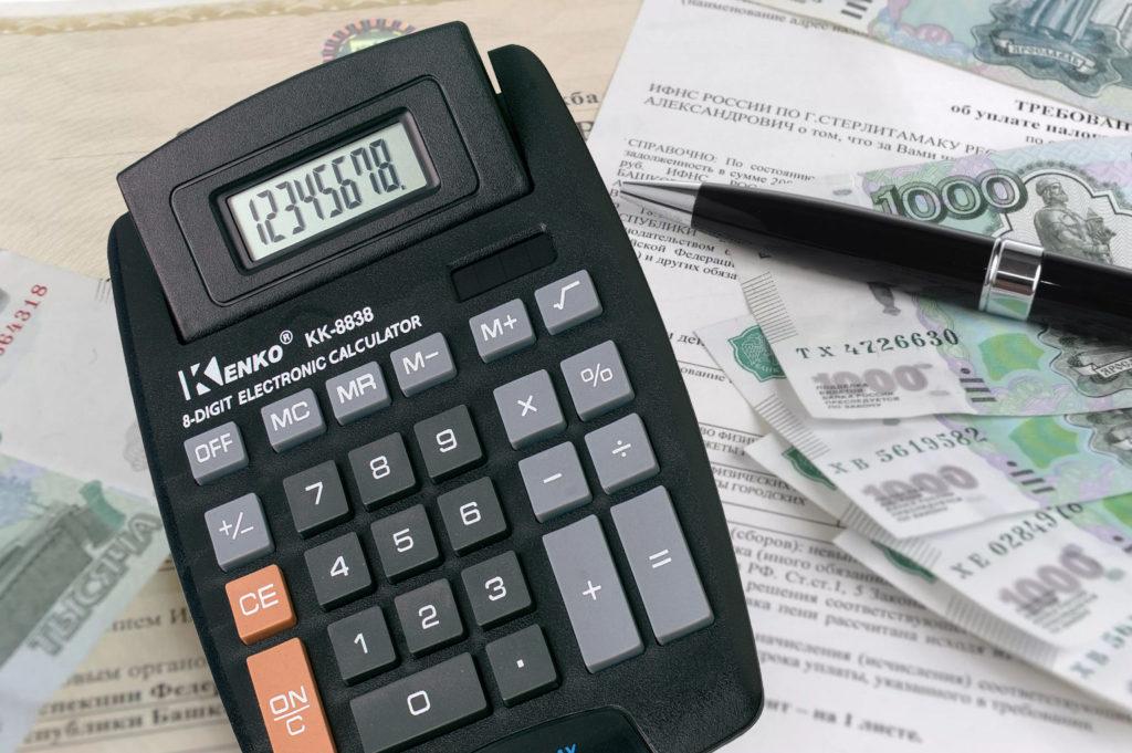 Возврат вычета при покупке машины в кредит