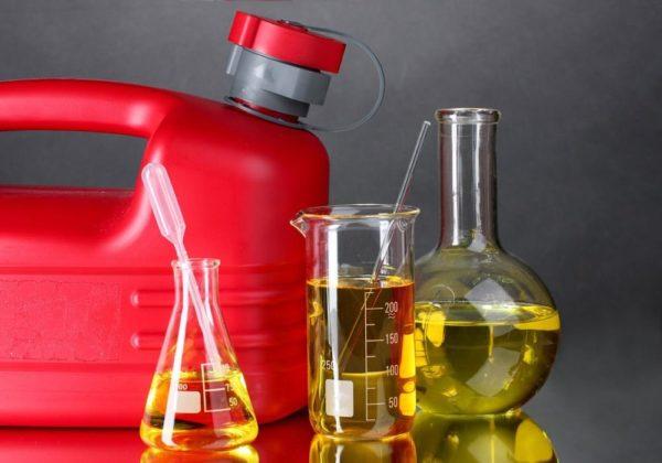 какими способом можно проверить качество бензина