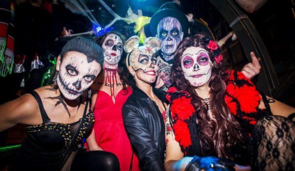 Куда пойти на Хэллоуин 2019 в Питере