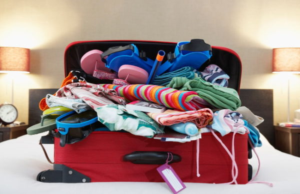Укладываем чемодан: как сэкономить место