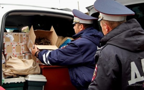 Провоз личных вещей и багажа в авто согласно новому регламенту МВД