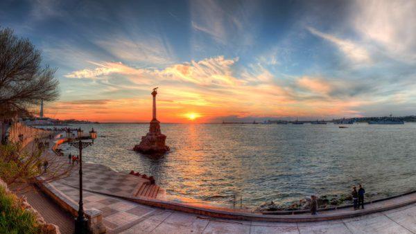 бухта в Севастополе