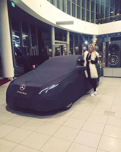 Mercedes-Benz E-klasse Coupe IV