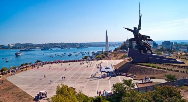Погода в Севастополе в сентябре 2019