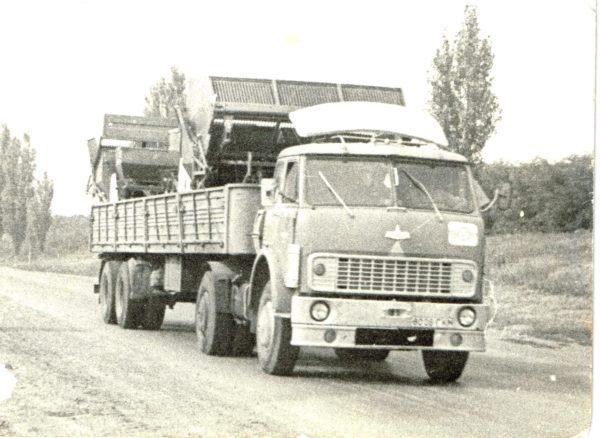 МАЗ 504В