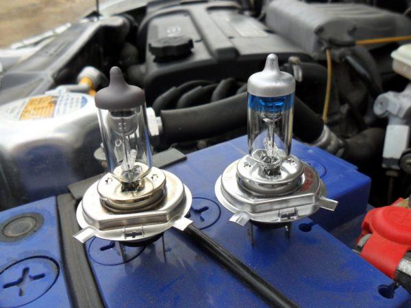 Выбираем лампочку для машины: как осветить себе путь