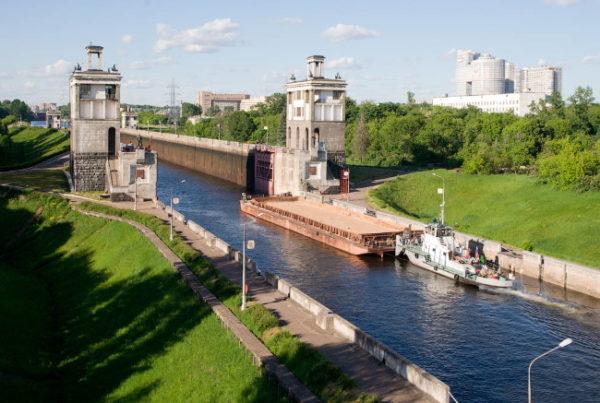 Лифты для кораблей или как преодолеть ГЭС