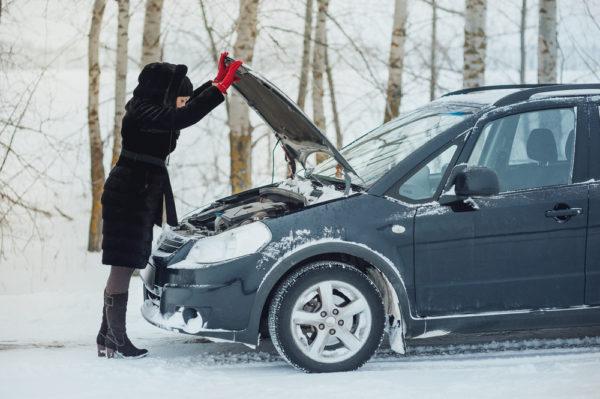 7 причин, почему двигатель не заводится в мороз