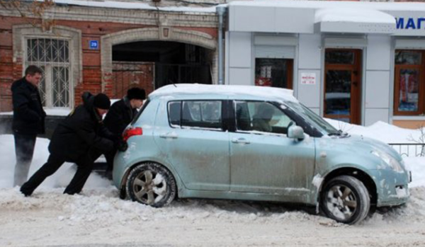 Прогреваем автомобиль в морозы с умом