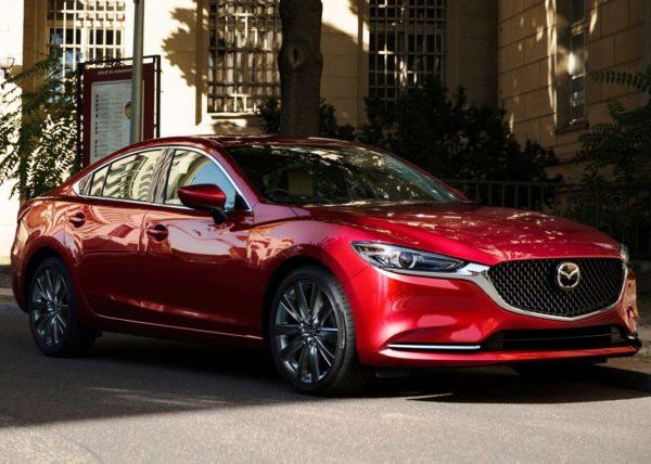 Mazda 6 2019 года в новом кузове: начало продаж в России