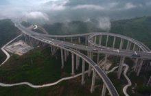 Супер-дорога между Пакистаном и Китаем