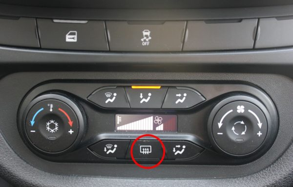 Как быстро прогреть машину в сильные морозы после ночлега