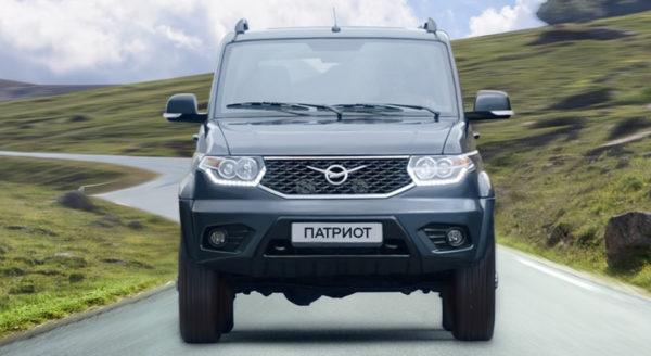 Новый Уаз Патриот 2020 модельного года в новом кузове