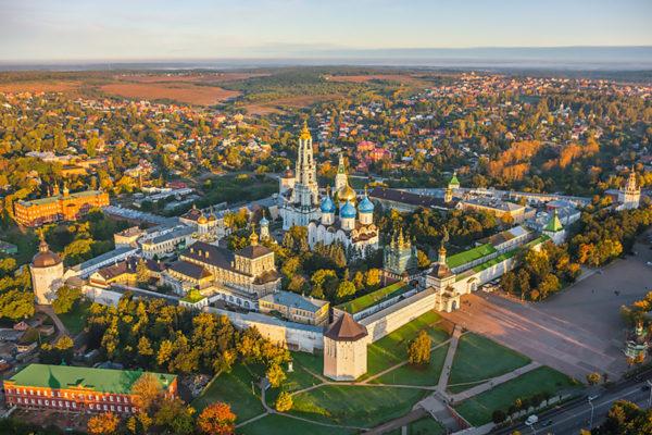 10 городов Подмосковья, достойные внимания