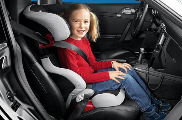 С какого возраста ребенку можно пользоваться штатным ремнем безопасности