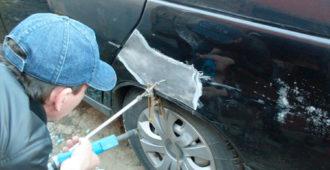 Ремонт дверей автомобиля своими руками: как восстановить замки петли и уплотнители