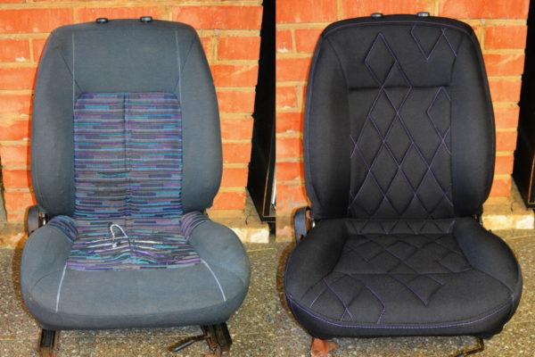 Как самостоятельно отреставрировать сиденья в автомобиле: полезные советы