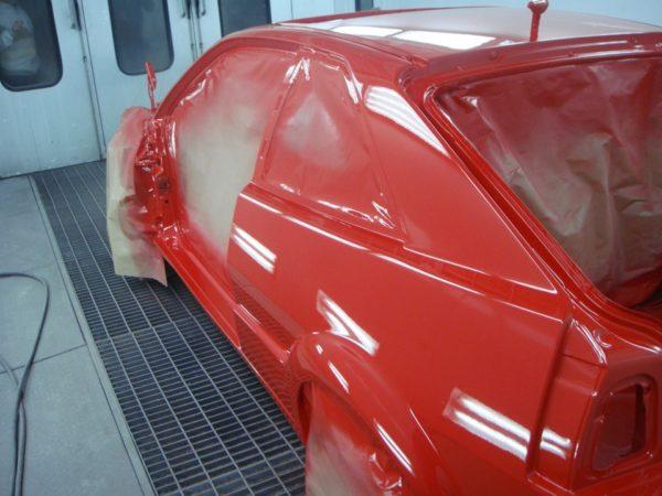 Самостоятельная покраска авто: добиваемся идеального результата
