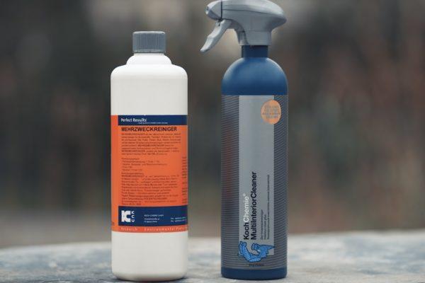 Выбираем лучшее средство для химической чистки салона машины